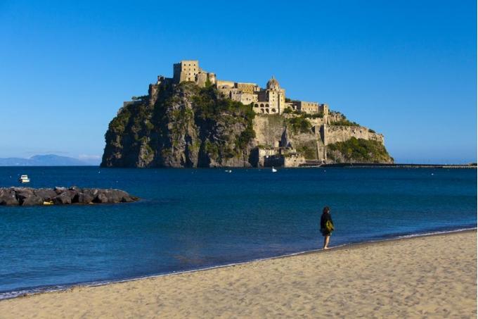 L'isola d'Ischia - Hotel Ristorante La Beccaccia